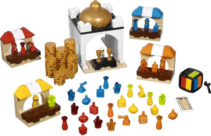 LEGO spellen: Orient Bazaar